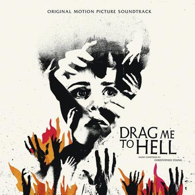 Cover art for Drag Me to Hell (Original Motion Picture Soundtrack) (Red with White Smoke Vinyl Variant)