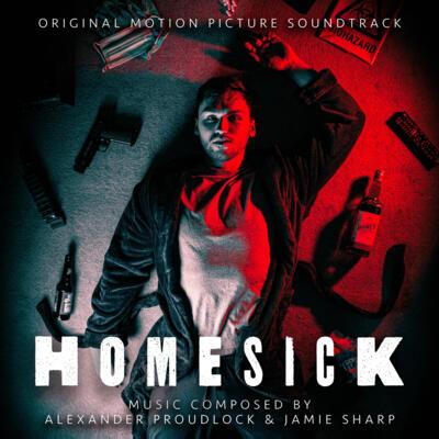 Cover art for Homesick (Original Motion Picture Soundtrack)