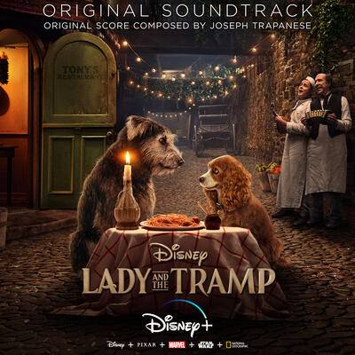 Cover art for Lady and the Tramp (Original Soundtrack)