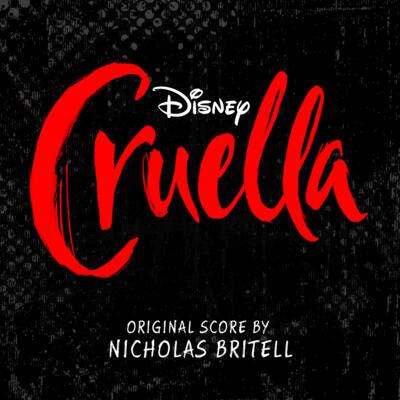 Cover art for Cruella (Original Score)