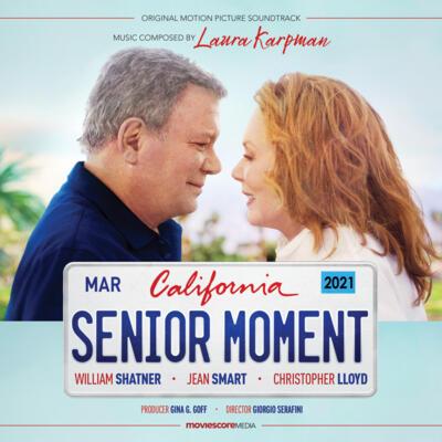 Cover art for Senior Moment (Original Motion Picture Soundtrack)