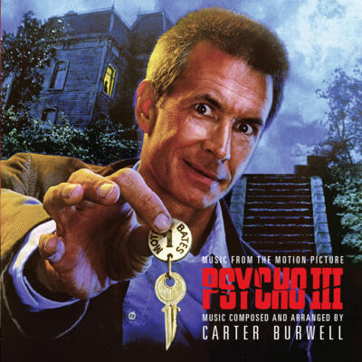 Cover art for Psycho III (Music From The Motion Picture)