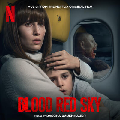 Cover art for Blood Red Sky (Music from the Netflix Original Film)