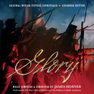 Cover art for Glory: Expanded Edition (Original Motion Picture Soundtrack)