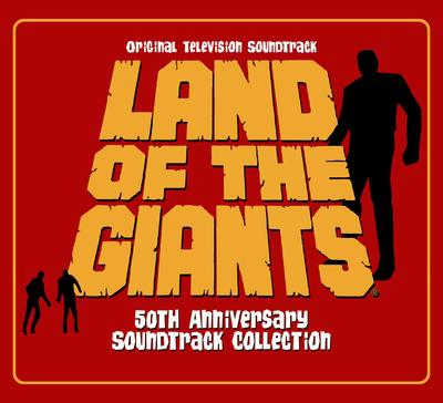 Cover art for Land of the Giants: 50th Anniversary Soundtrack Collection (Original Television Soundtrack)