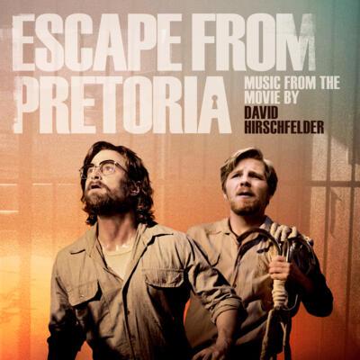 Cover art for Escape from Pretoria (Original Motion Picture Soundtrack)