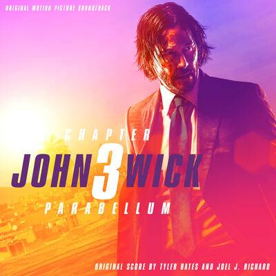Cover art for John Wick: Chapter 3 - Parabellum (Original Motion Picture Soundtrack)