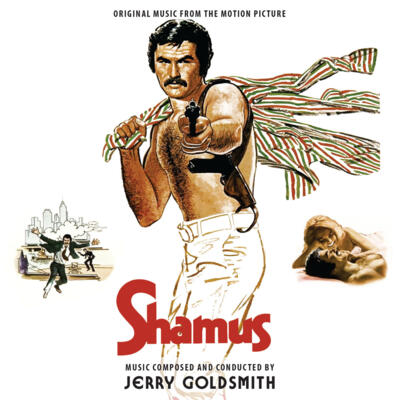 Cover art for Shamus (Original Music From The Motion Picture)