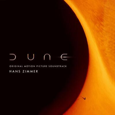 Cover art for Dune (Original Motion Picture Soundtrack)