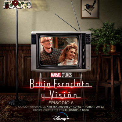 Cover art for Bruja Escarlata y Visión: Episodio 5 (Banda Sonora Original)