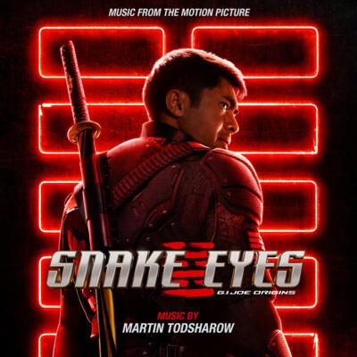 Cover art for Snake Eyes: G.I. Joe Origins (Music From The Motion Picture)