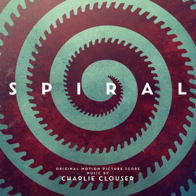 Cover art for Spiral (Original Motion Picture Score)