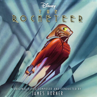 Cover art for The Rocketeer (Original Motion Picture Soundtrack)