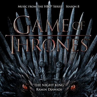 Cover art for Game of Thrones: The Night King (Music from the HBO Series - Season 8)