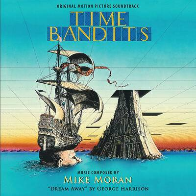 Cover art for Time Bandits (Original Motion Picture Soundtrack)