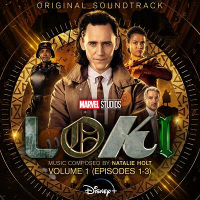 Cover art for Loki: Chapter One (Episodes 1-3) (Original Soundtrack)