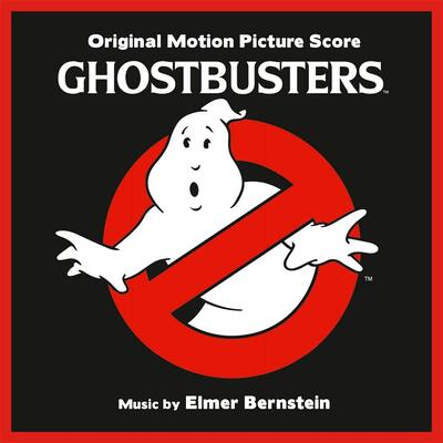 Cover art for Ghostbusters (Original Motion Picture Score)