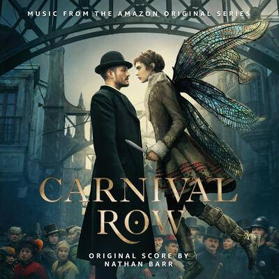 Cover art for Carnival Row: Season 1 (Music from the Amazon Original Series)