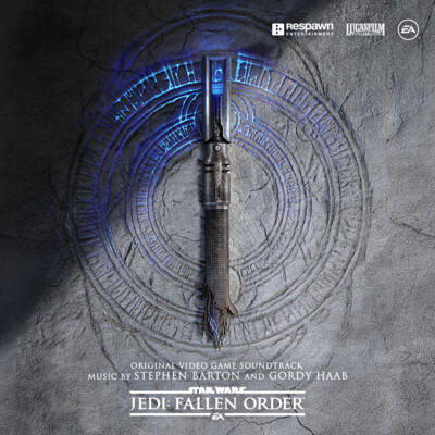 Cover art for Star Wars Jedi: Fallen Order (Original Video Game Soundtrack)
