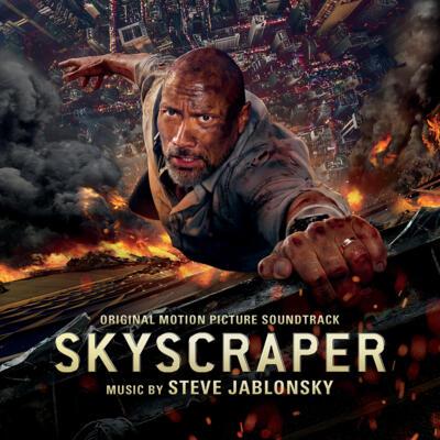 Cover art for Skyscraper (Original Motion Picture Soundtrack)