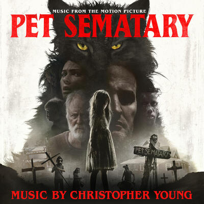 Cover art for Pet Sematary (Music From The Motion Picture)