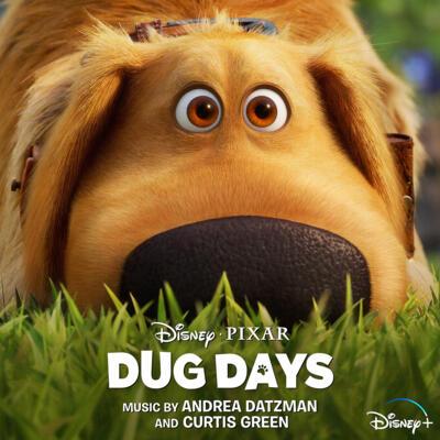 Cover art for Dug Days (Original Soundtrack)