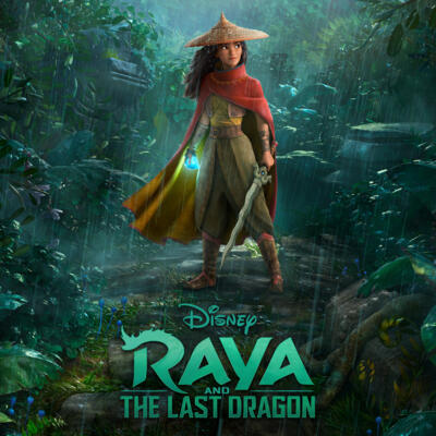 Cover art for Raya and the Last Dragon (Original Motion Picture Soundtrack)
