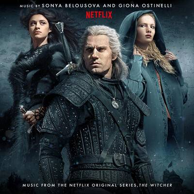 Cover art for The Witcher (Music from the Netflix Original Series)