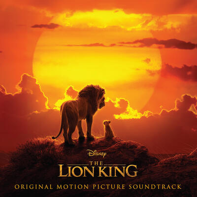 Cover art for The Lion King (Original Motion Picture Soundtrack)