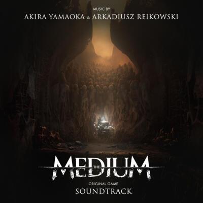 Cover art for The Medium (Original Game Soundtrack)