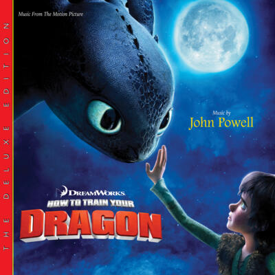 Cover art for How To Train Your Dragon: The Deluxe Edition (Music From The Motion Picture)