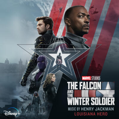 """Cover art for Louisiana Hero (From """"The Falcon and the Winter Soldier"""") - Single"""