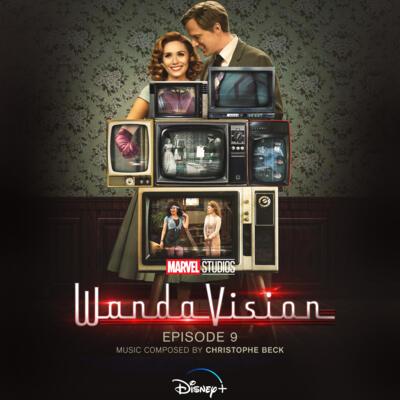Cover art for WandaVision: Episode 9 (Original Soundtrack)