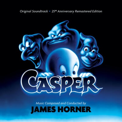 Cover art for Casper: 25th Anniversary Remastered Edition (Original Soundtrack)