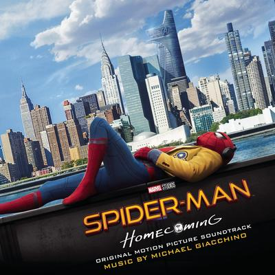 Cover art for Spider-Man: Homecoming (Music From The Motion Picture)
