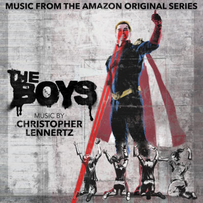 Cover art for The Boys (Music From The Amazon Original Series)