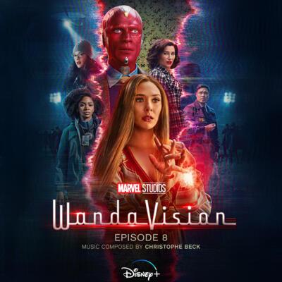 Cover art for WandaVision: Episode 8 (Original Soundtrack)