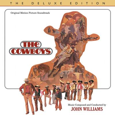 Cover art for The Cowboys: The Deluxe Edition (Original Motion Picture Soundtrack)