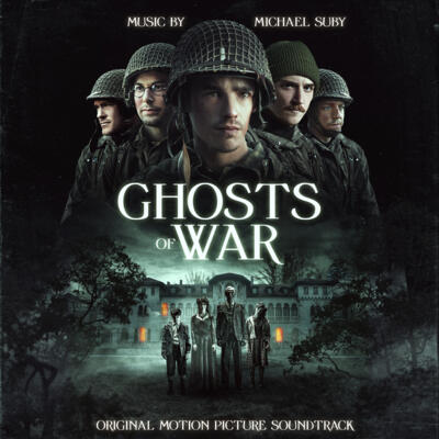 Cover art for Ghosts of War (Original Motion Picture Soundtrack)