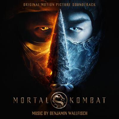 Cover art for Mortal Kombat (Original Motion Picture Soundtrack)