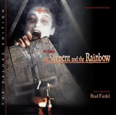 Cover art for The Serpent and the Rainbow: The Deluxe Edition (Original Motion Picture Score)