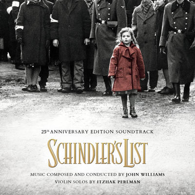 Cover art for Schindler's List (25th Anniversary Soundtrack)