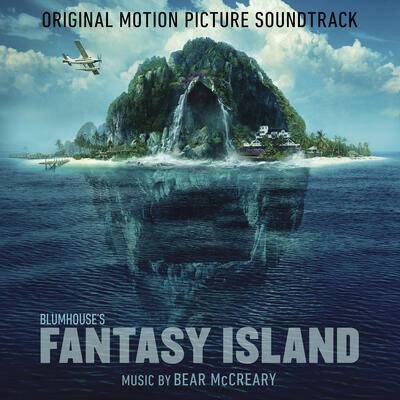 Cover art for Blumhouse's Fantasy Island (Original Motion Picture Soundtrack)
