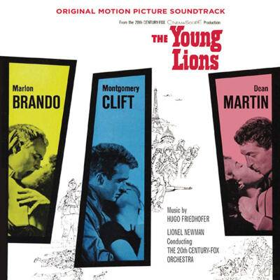 Cover art for The Young Lions (Original Motion Picture Soundtrack)