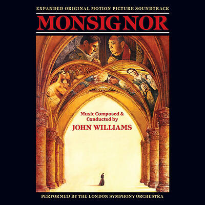 Cover art for Monsignor (Expanded Original Motion Picture Soundtrack)