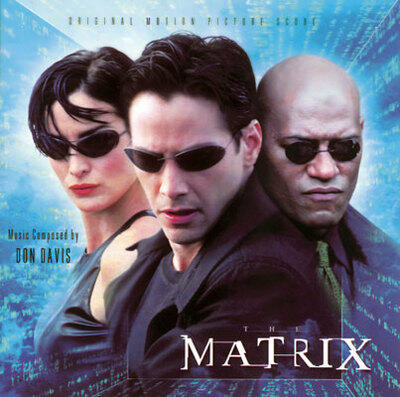 Cover art for The Matrix (Original Motion Picture Score)