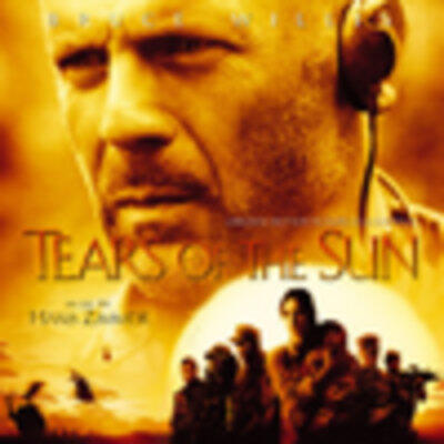 Cover art for Tears of the Sun