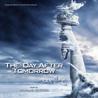Cover art for The Day After Tomorrow