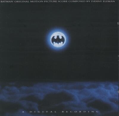 Cover art for Batman