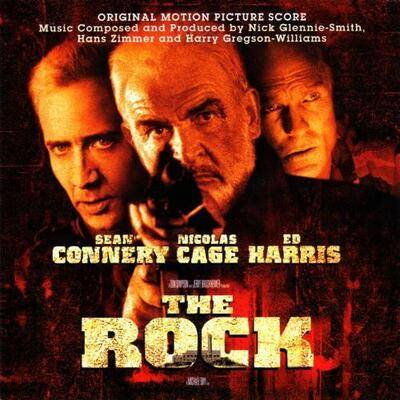 Cover art for The Rock